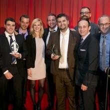 Irish Sales Champion Awards 2015