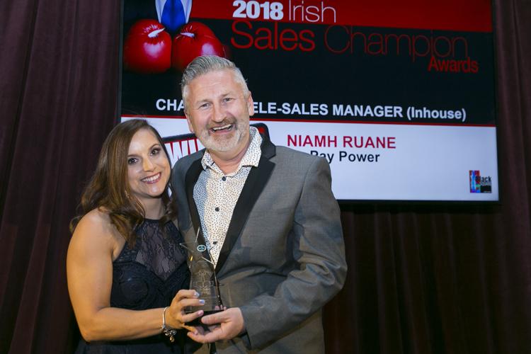 Irish Sales Champion Awards 2018