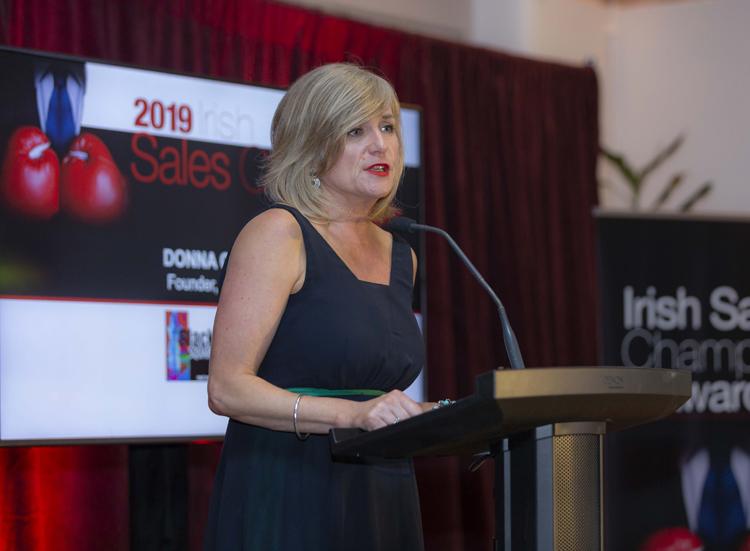 Irish Sales Champion Awards 2019
