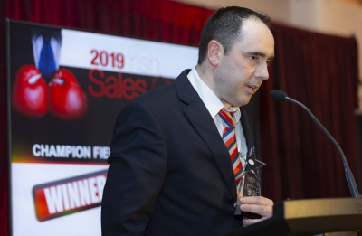 Irish Sales Champion Awards 2019